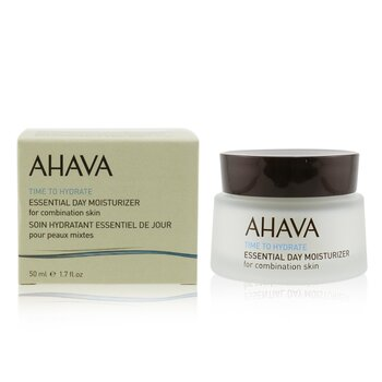 Ahava Time To Hydrate Essential Day Moisturizer (pelle mista)