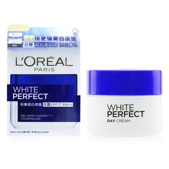 Dermo-Expertise White Perfect Fairness Control Crema Idratante Giorno SPF17 PA ++