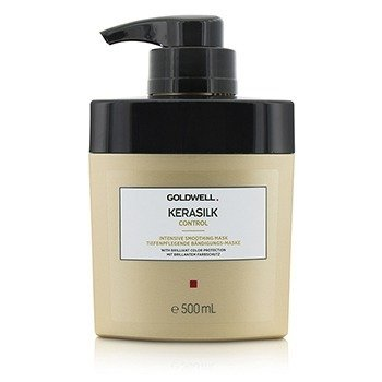 Goldwell Kerasilk Control Intensive Smoothing Mask (For Unmanageable, Unruly and Frizzy Hair)