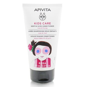Apivita Kids Care Gentle Kids Conditioner (Rose & Honey)
