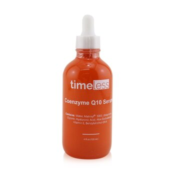 Timeless Skin Care Coenzyme Q10 Serum + Matrixyl 3000 + Hyaluronic Acid